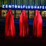 Die Wächter der Zeit zu Besuch in Berlin
