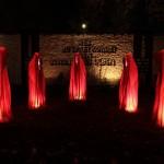 Festival of Lights 2011 - Die Wächter der Zeit im Parlament der Bäume