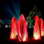 Festival of Lights 2011 - Die Wächter der Zeit am Berliner Dom