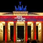 Festival of Lights 2007 - Brandenburger Tor