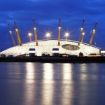 Millenium Dome - The O2