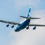 20 - Antonov 124 verlässt SXF