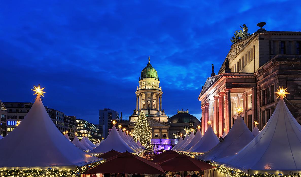 Weihnachtsmarkt....