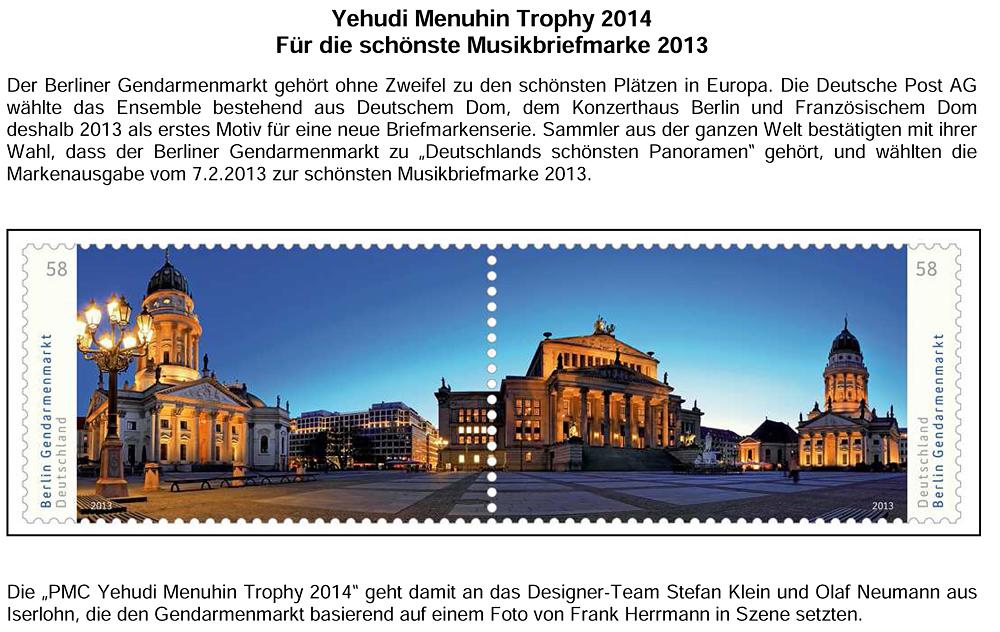 Menuhin Trophy 2014-D