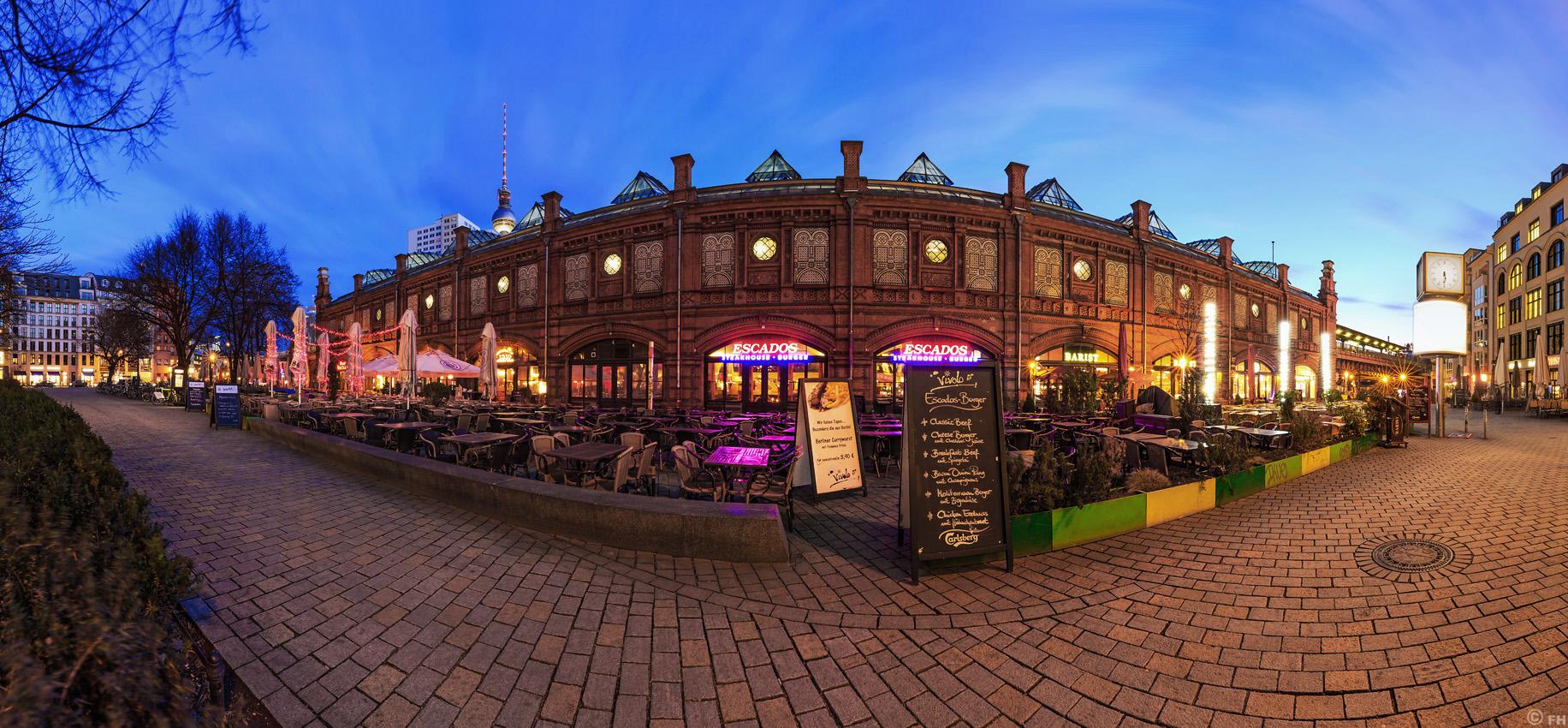Hakescher Markt Panorama